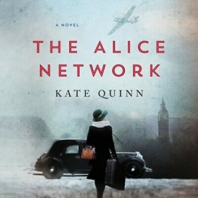 The Alice Network: A Novel -AudioBook-No CD
