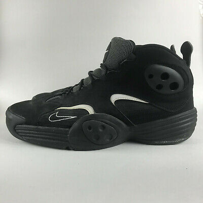 the latest f0666 87486 2012 Nike Air Flight One sz 11.5 black white penny 1 retro original 538133  010