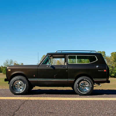 1976 International Harvester Scout Scout II 4x4 1976 International-Harvester Scout II 4x4