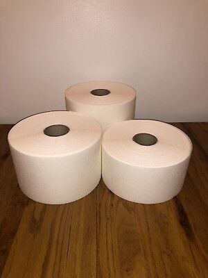 25 Metres Of High Quality Double Sided Fusible Buckram Customisable Width