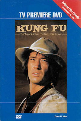 Kung Fu Pilot (Tv Premiere Dvd) (Disc Only)