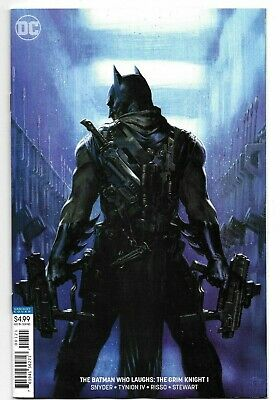 Batman Who Laughs The Grim Knight (2019) DC - #1 Dell'Otto Variant Snyder NM