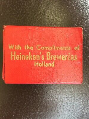 Vintage Heineken Breweries Dice - Advertising - Breweriana