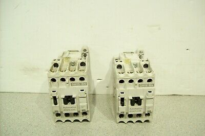 2x Automation Direct N.O. Contactor GH15BN 120VAC 30A Coil Tested Working