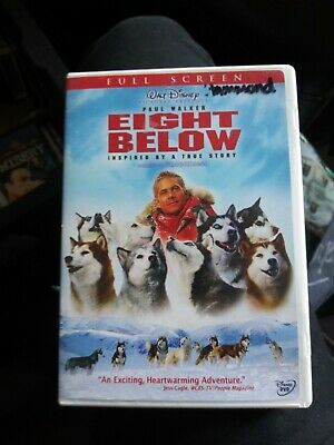 Eight Below (Full Screen Edition)