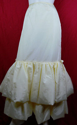 Vintage Petticoat for Fshtail Mermaid Hem Dress Trumpet