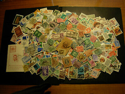 Used Lot Of 1000 Stamps Around The World,  Nice $$$  #m4