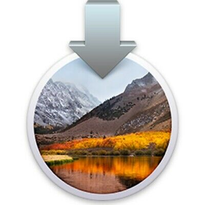 Mac OS X 10.13 High Sierra DMG - Instant Delivery DOWNLOAD