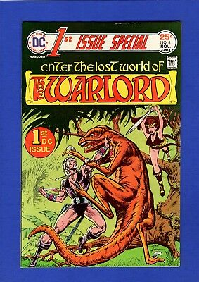 Dc 1St Issue Special #8 Nm 9.4 Glossy High Grade Bronze Age Key 1St App. Warlock