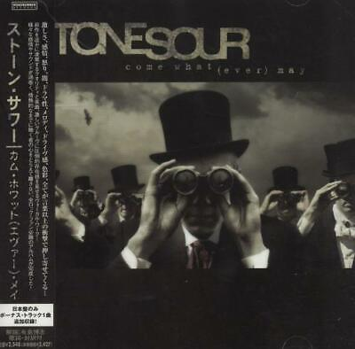 Stone Sour Come What(ever) May Japanese CD album (CDLP) RRCY-21263