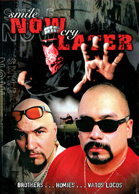 Smile Now, Cry Later (DVD) **New**
