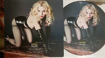 """Madonna Like A Virgin 30th Anniversary 12"""" Picture Disc Vinyl lp"""