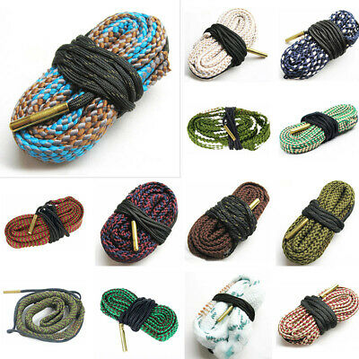 243.6mm Bore Snake String Cleaner Cleaning Calibre Borebrush Hunting Kit Ardent