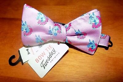003c394855a9 BOW TIE TUESDAY HORSE RACING WINNER CIRCLE Men's Ties Mens BOWTIE NEW WITH  TAGS