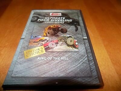 ULTIMATE FOUR WHEELING VIDEO SERIES KING OF THE HILL EDITOR'S CHOICE 4Wheel DVD