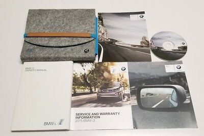 bmw i3 owners manual