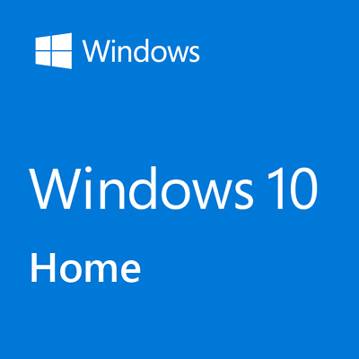 Windows 10 Home Key 32 / 64Bit Activation Code License Instant Delivery