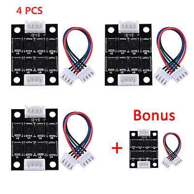 4PCS TL-smoother Kit ADDITIONNELLE Module  Pr 3D Imprimante MOTEUR Ligne