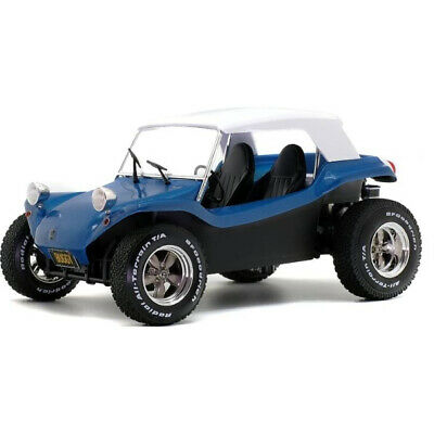 Meyers Manx Buggy 1970 Blue 1/18 - S1802701 SOLIDO