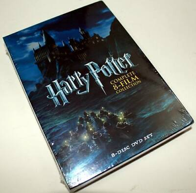 Harry Potter: 8-Film Collection (DVD, 2011, 8-Disc Set)