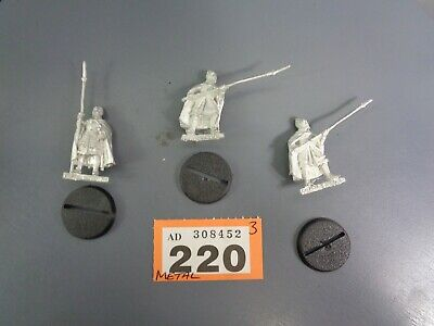 Warhammer Middle Earth Lord of the Rings Metal Minas Tirith Citadel Guard 220