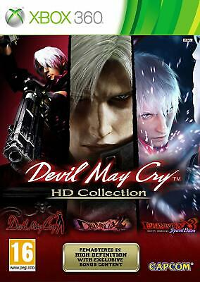 Devil May Cry HD Collection For Xbox 360 (New & Sealed)