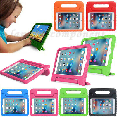 AU Kids Safe Shockproof Handle Case Cover For Apple iPad Mini 5th 2019 4Gen 7.9""
