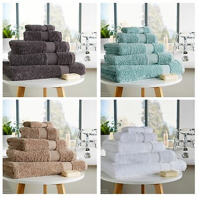 Egyptian Cotton Towels, 700 GSM Luxe Hand Towel Bath Towel Bath Sheets