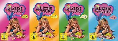 Lizzie Mcguire Tv Series Season 1 2 3 4 Complete 16 DVD Box Collection