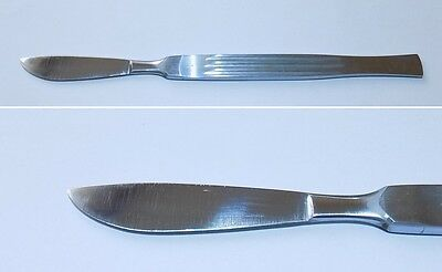 Vintage medical surgical tool scalpel, perfect condition #142175