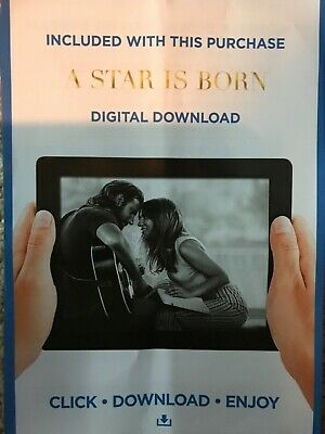 A Star Is Born 2018                   Sd Code Uv Ultraviolet Code