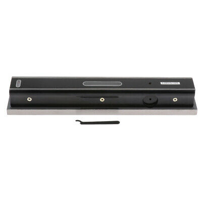 """Precision Level Bar Leveler High Accuracy .0002 with Storage Wooden Case 12"""""""