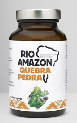 Quebra Pedra, Rio Amazon, 500mg (120 vegicaps). BBE 02/22