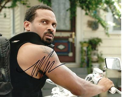 Mike Epps Repentance Comedian/Actor Hand Signed 8x10 Photo Autographed W/COA