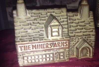 tremar pottery money boxes The Miners Arms