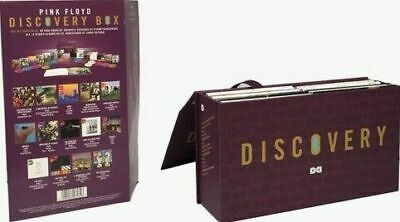 PINK FLOYD Discovery 14 Studio Albums 16 CD BRAND NEW GIFT BOX SET Free shipping