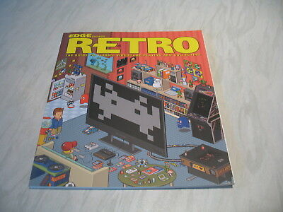 The Edge magazine presents Retro Guide to Classic Videogame Playing & Collecting