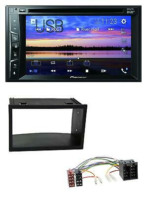 Pioneer Bluetooth 2DIN USB DVD DAB MP3 Autoradio für VW Golf 4 Polo T4 Fox Passa