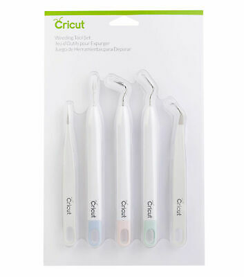 Cricut Weeding Tool Set 2004233 NEW