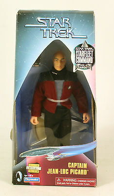Star Trek Starfleet Command Captian Jean Luc Picard MIB Target only