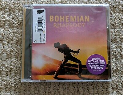 New Sealed Queen Bohemian Rhapsody The Original Soundtrack Cd Free Shipping