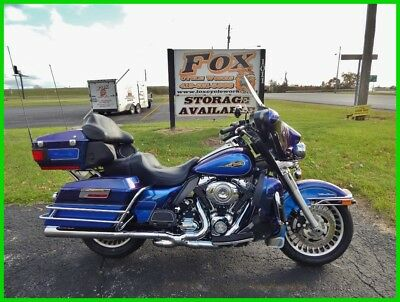 2009 Harley-Davidson Touring Ultra Classic® Electra Glide® 2009 Harley-Davidson Touring Ultra Classic Electra Glide Used