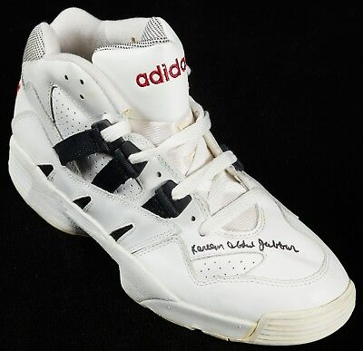 45dac017b9fd KAREEM ABDUL JABBAR Signed Autographed Shoe Beckett COA Los Angeles Lakers