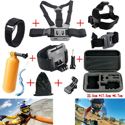 8Pcs/Set Outdoor Photography Camera Tools Set for GoPro Hero 5/Session/4/3/2