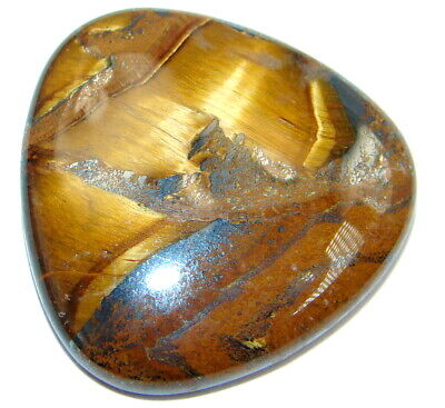 Natural Amazing golden tigers's eye 40.5ct loose stone from SilverRush Style