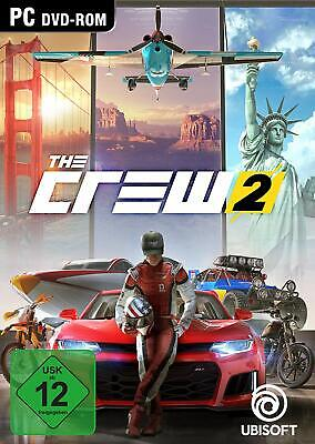 The Crew 2 für PC | NEUWARE | KOMPLETT IN DEUTSCH!