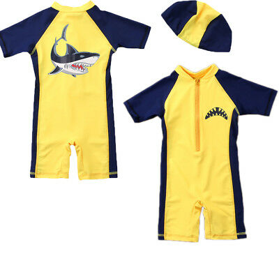New Baby Kids Boys Summer Beach Swimwear Swimsuit Clothes Swimming Costume