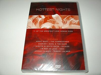 NEU! DVD Video HOTTEST NIGHT Greatest Love Songs ever 80er Hits mit Video