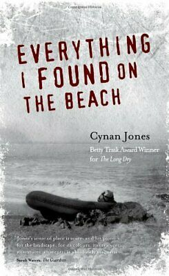 Everything I Found on the Beach by Cynan Jones Paperback Book The Cheap Fast