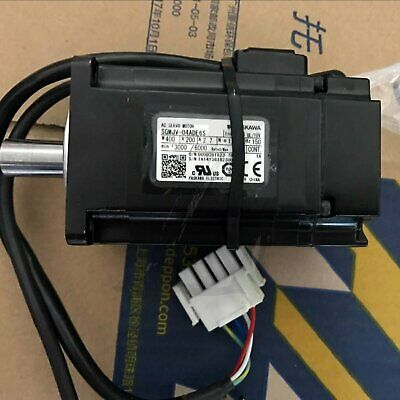 1PC Used Yaskawa servo motor SGMJV-04ADE6S Tested In Good Condition